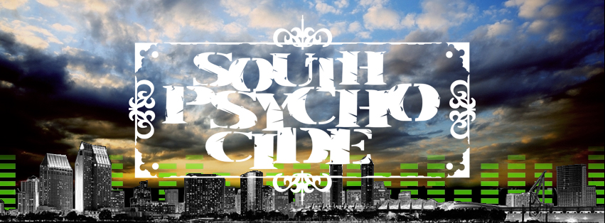 South Psycho Cide Main Website Graphic